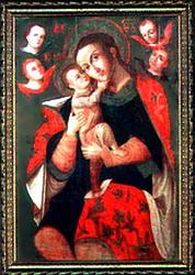 Икона Божией Матери Пасовская-Цареградская