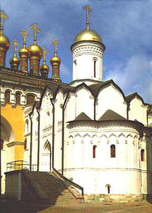 Памятники архитектуры московского
