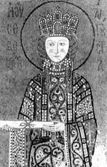 Императрица Ирина. XII в.