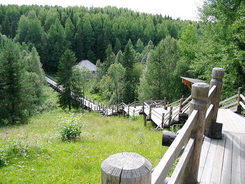 экологический туризм в архангельской области